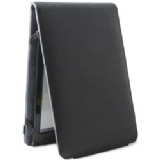 Groov-E Genuine Leather Flip Case for Kindle 4 / Kindle Touch - Black